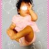 ☆ 鼻づまりで眠れずに何度も大泣きした夜 《1歳2ヶ月》