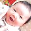 1ヶ月〜2ヶ月の赤ちゃんのようす いまさら乳児湿疹!肌着のサイズアップや授乳間隔など。