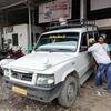 インド、ボンディラに移動中の出費