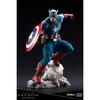 【マーベルコミック】ARTFXプレミア『キャプテン・アメリカ』MARVEL UNIVERSE 1/10 簡易組立キット【コトブキヤ】より2019年7月発売予定☆