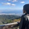 久々に六甲山。
