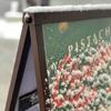 iPhoneXSとフォト画像⑦〜雪が積もりました 「白の表現」「雪の質感」どうでしょう?〜