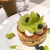シャインマスカットのパンケーキ@J.S.PANCAKE CAFE