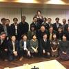 夜:多摩大「志塾会」(学部OB会・大学院OB会)のセミナーで講師。午後:日本私立大学協会・教育学術研究委員会。午前:研究室で仕事。