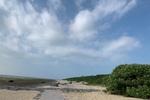 石垣島は1月でも海で遊べました!@真栄里ビーチ【1歳の赤ちゃんと石垣島旅行⑦】
