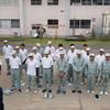 海上実習34期 カッター訓練