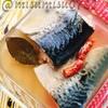 しっとり自家製鯖の水煮