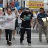 若者デモ・集会、熊本で600人