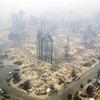 カリフォルニアの大規模山火事、死者15人に