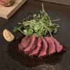 東京駅 新丸ビルでカンガルーの肉
