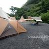 【神奈川・松田】梅雨でも快適に過ごせた『ミロクキャンプ場』