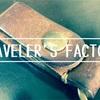TRAVELER'S FACTORY キーホルダー 11ヶ月 経年変化