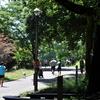 65s 雨上がりの公園・・・・。