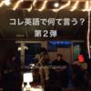 ジプシージャズ入門〜海外で役に立つギター英会話〜
