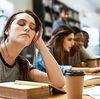 お昼時の強い眠気に要注意