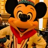 ディズニーアンバサダーホテルのシェフ・ミッキーでビュッフェを楽しんだよ
