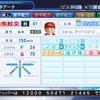 今村文也(パワプロ2018オリジナル選手)