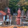 【石像】ここはコンクリ石像の宝庫?岩崎御嶽社(愛知県日進市)~Part1~