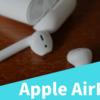 【AirPodsレビュー】運動しながらのイヤフォンはこれで決まり!さらばBeats X…