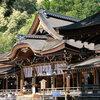 パワースポット、奈良・大神神社へ