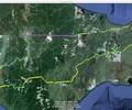 北海道ツーリング 走行ルート