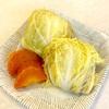 旬の野菜は栄養豊富!牛ひき肉の和風ロール白菜 低フォドマップ食材