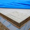 工事51日目:床断熱材・床板張り