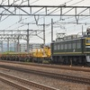 第882列車 「 トワ釜EF81が牽引する敦賀工臨の返空を狙う 」