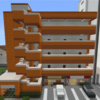 マンションを作る ②  [Minecraft #39]