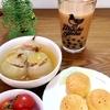 ☆熱々トロトロ☆丸ごと玉ねぎ煮☆冬至のゆず湯☆