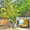 「カオサム ローイ ヨート海洋国立公園」のプラヤー・ナコーン洞窟内、「クーハーカルハート宮殿」に行く!!