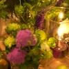 きょうで12月が始まりました。冬支度とクリスマス準備です。