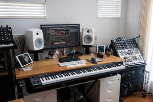 """""""これから""""の人のための制作ツール講座〜第2回:MIDIキーボードを使った打ち込み"""