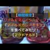 【期間限定】「ワイルドスパイシービーフ」「マイルドカレーチキン」を食べてみたゾ!【マクドナルド】