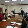 23日、2月議会の知事申し入れ。憲法を守り原発ゼロを福島から発信。県民生活と生業の再建を進める福祉型県政に