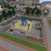 駅前に公園を作る [Minecraft #40]