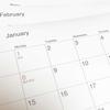 文房具:シンプルで美しく使いやすく無料なカレンダー(カレンダーをダウンロードして使う場合)
