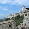 イタリアの街ーアッシジ 観光