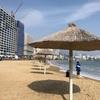 釜山の海に来たなー!って感じる広安里の「カフェ・ド・パリ」