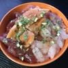 パウチに入った新しいお刺身の「ありのまんま」を3種つかって海鮮丼にした話