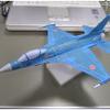 航空自衛隊 F-2戦闘機 ペーパークラフト(過去作品)