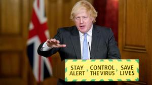 コロナ後、ボリス・ジョンソン英首相が語った感謝の言葉
