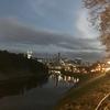 ジョギング10.03km・てつ練@皇居、突然開催してきました