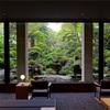 吉池旅館のお庭がすごい。