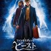 【映画】ファンタスティックビーストと黒い魔法使いの誕生