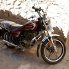 イエメンでバイクを買う