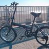 狭い家でも屋内に置ける折り畳み自転車・安くて意外と快適