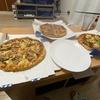 今日は集中力がなくて何も書けないので昨日食べたピザ見て見て〜〜〜〜〜!!!