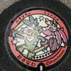 【沖縄市ポケふた】バチンキー、ラランテスのポケモンマンホールの場所・駐車場等詳細レポート