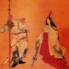 3月22日の笠沙恵比寿での舞は「四方拝(しほうはい)」「方堅(ほうがため)」「鈴振(すずふり)」「天の八衢(やちまた)」「魚釣舞」を納めます。